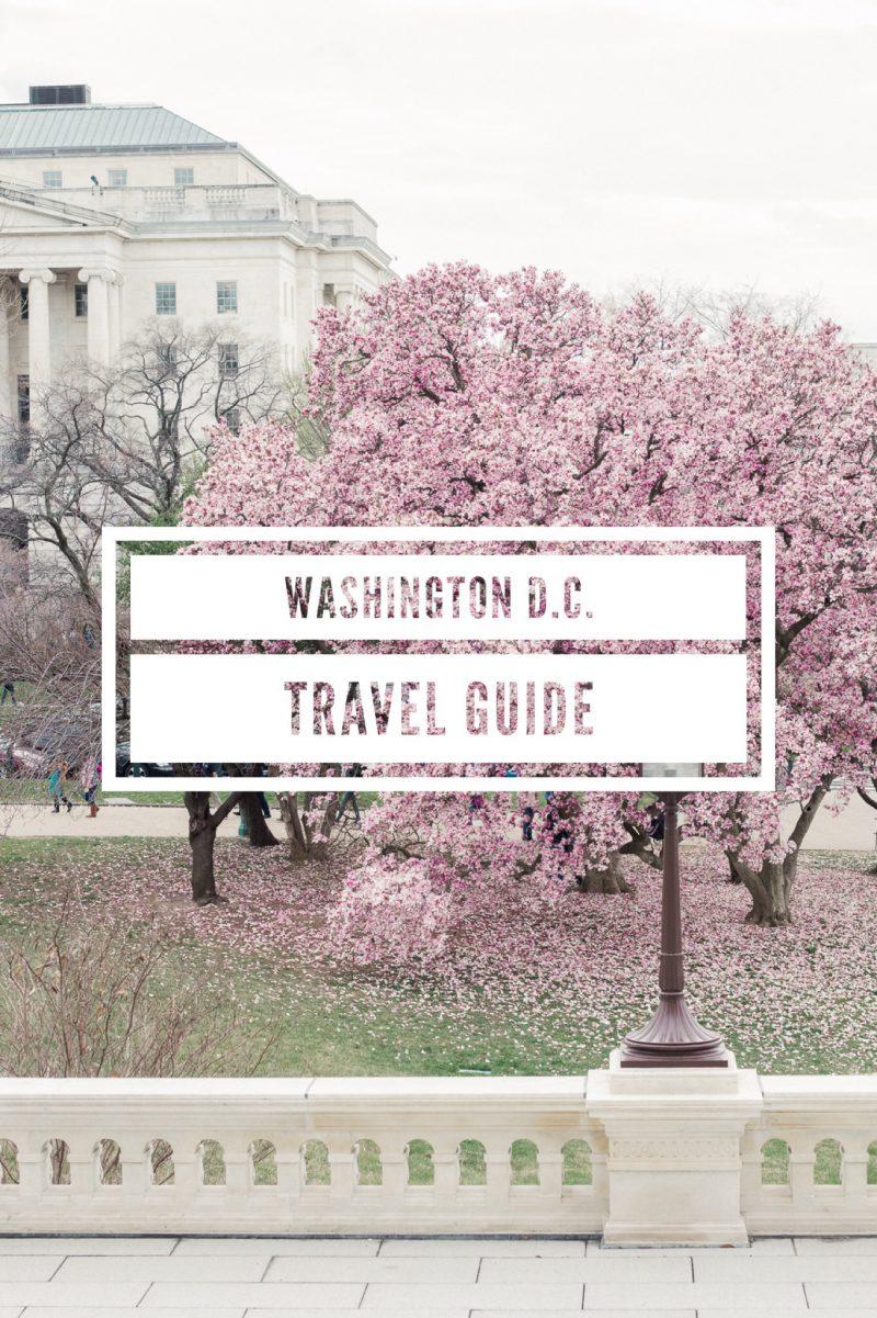 Washington D.C. Travel Guide