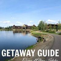 Coeur d'Alene Idaho Getaway Guide