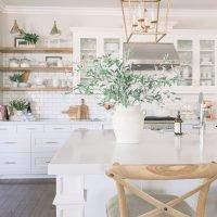 White & Bright Kitchen Reveal