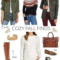Cozy Fall Finds Under $100