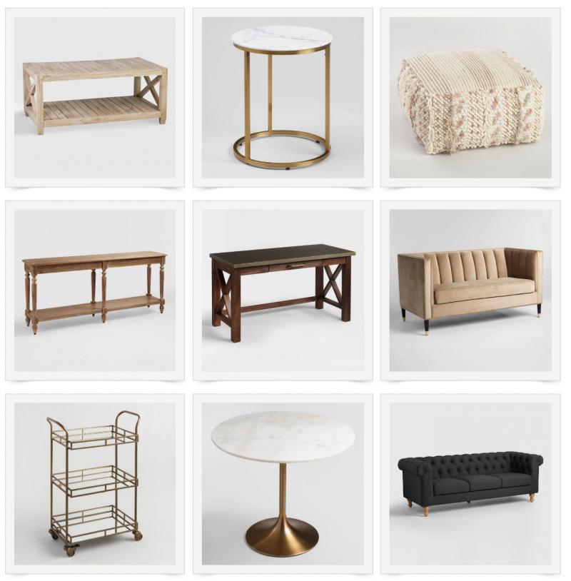 40% off Furniture Sale