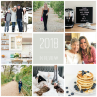 Reflecting | 2018 in Review
