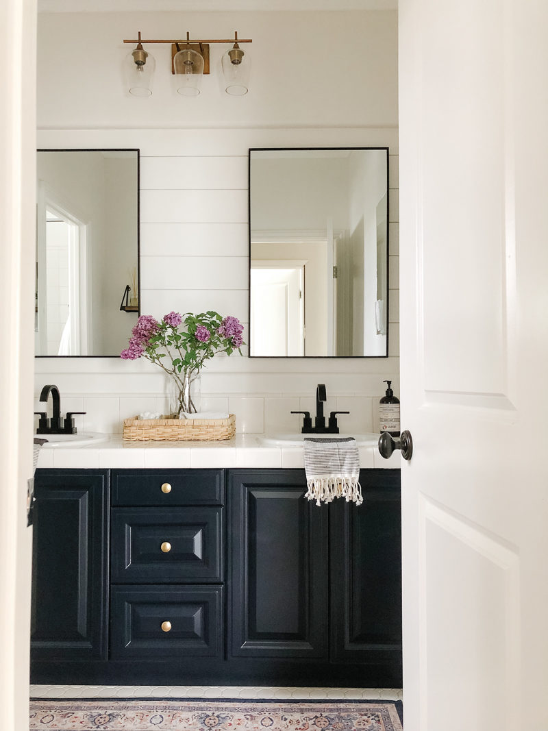 Bathroom On A Budget Reveal A Thoughtful Place