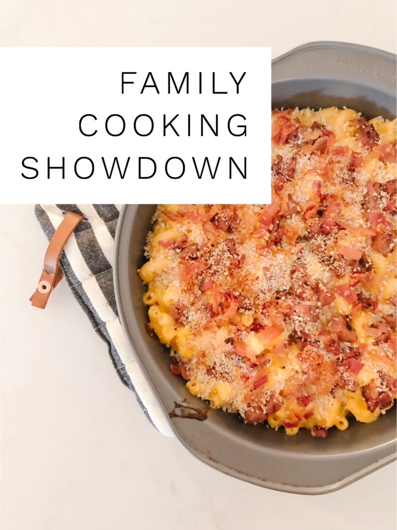 family cooking showdown