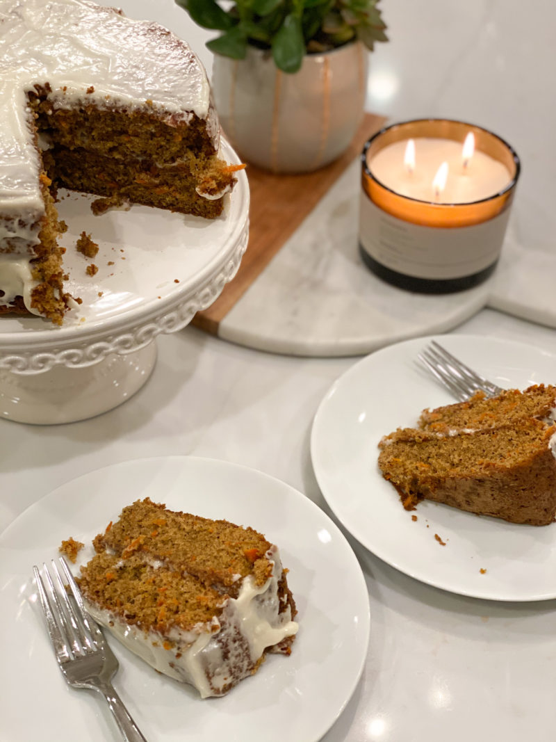carrot cake a thoughtful place