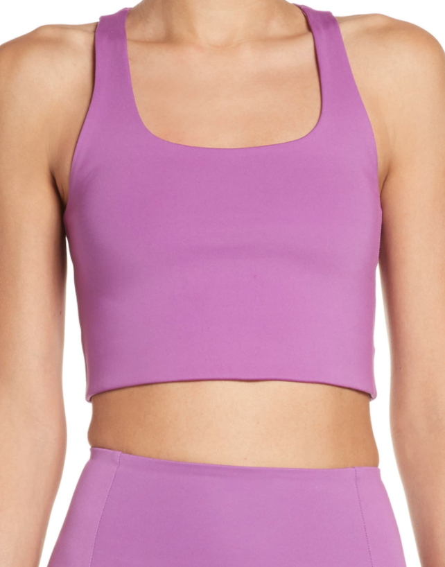 saturday shopping sports bra