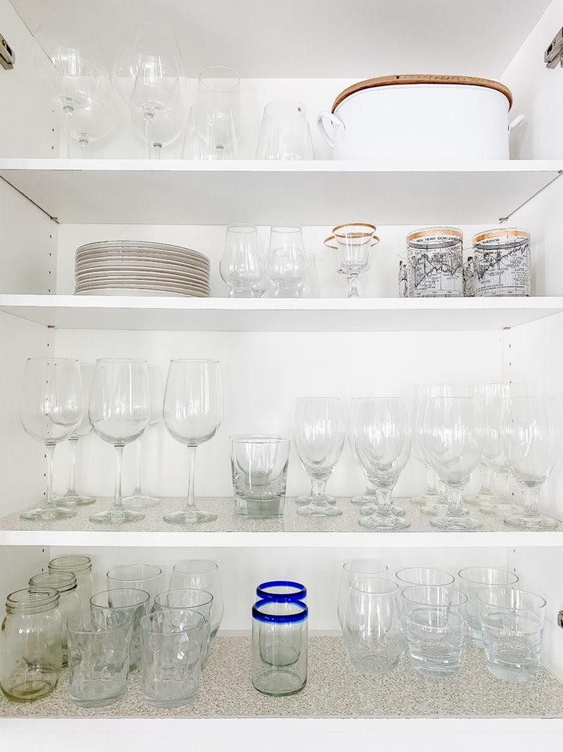 organized ktichen