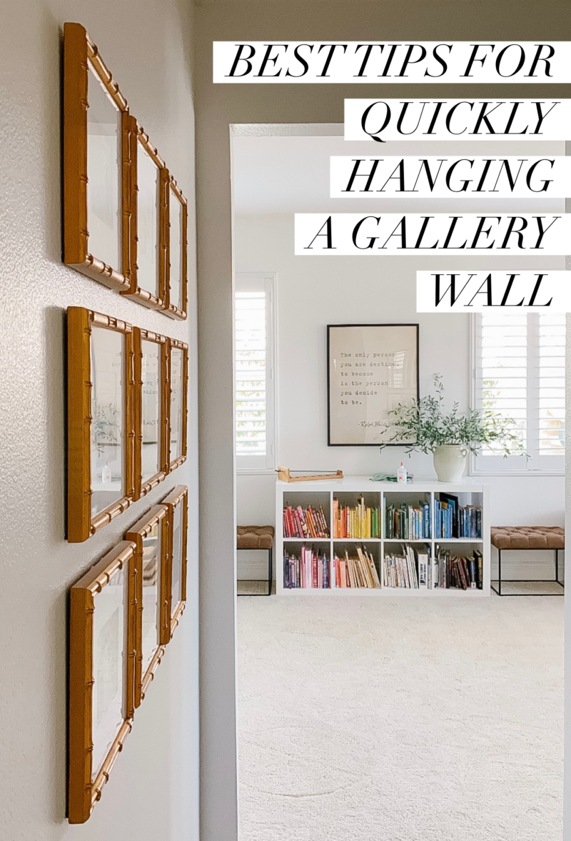 best gallery wall tips
