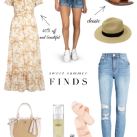 sweet summer finds