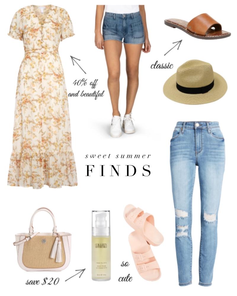 sweet summer finds