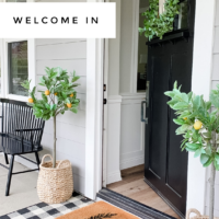 front door charm