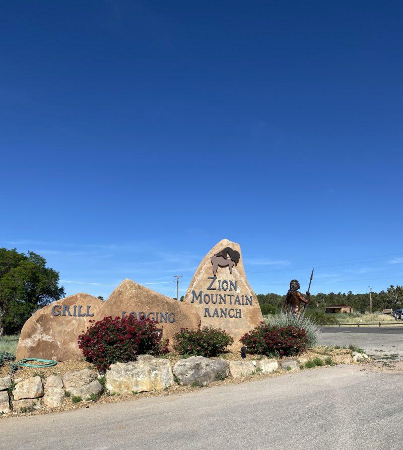 zion mountain ranch