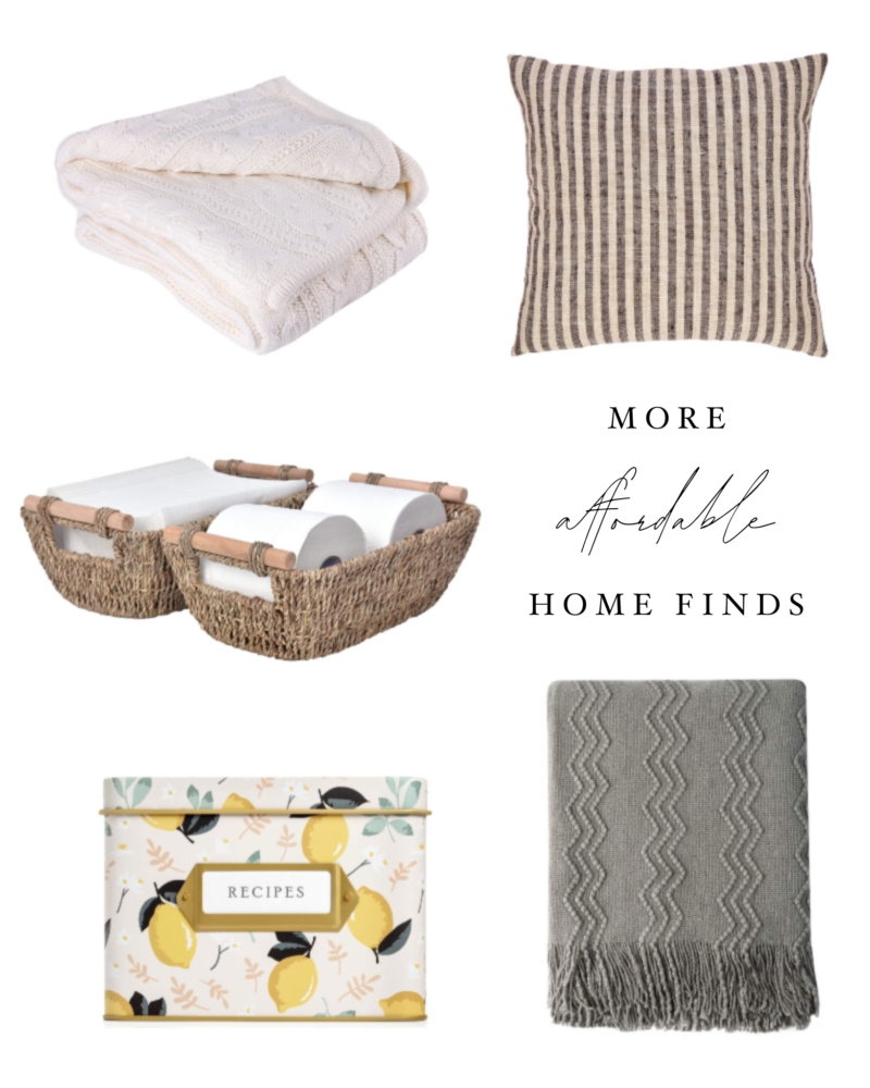 affordable home finds