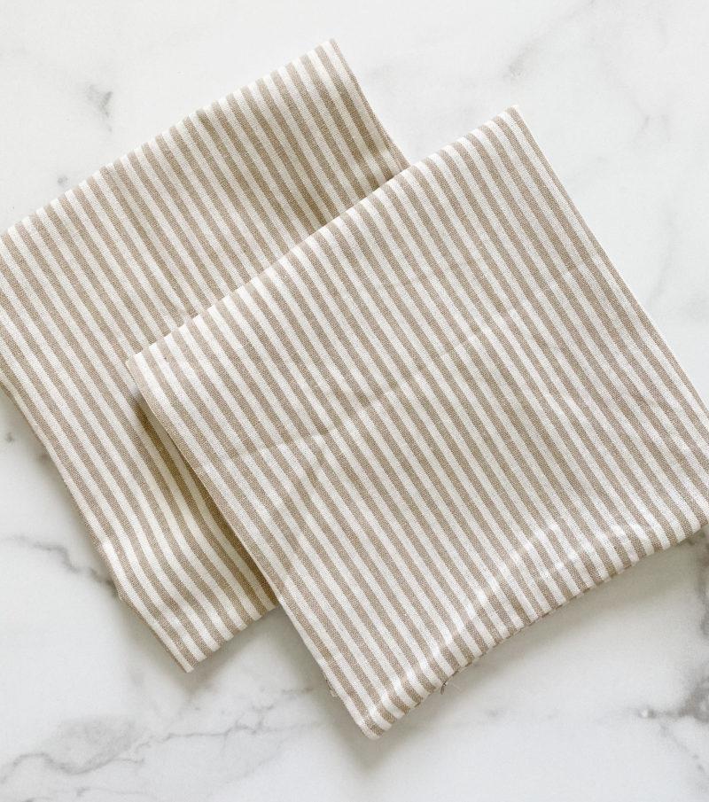 striped pillow set amazon