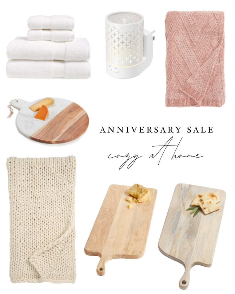 nordstrom sale cozy at home