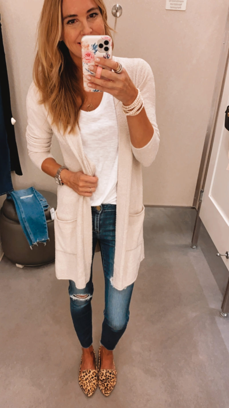 nordstrom try on session