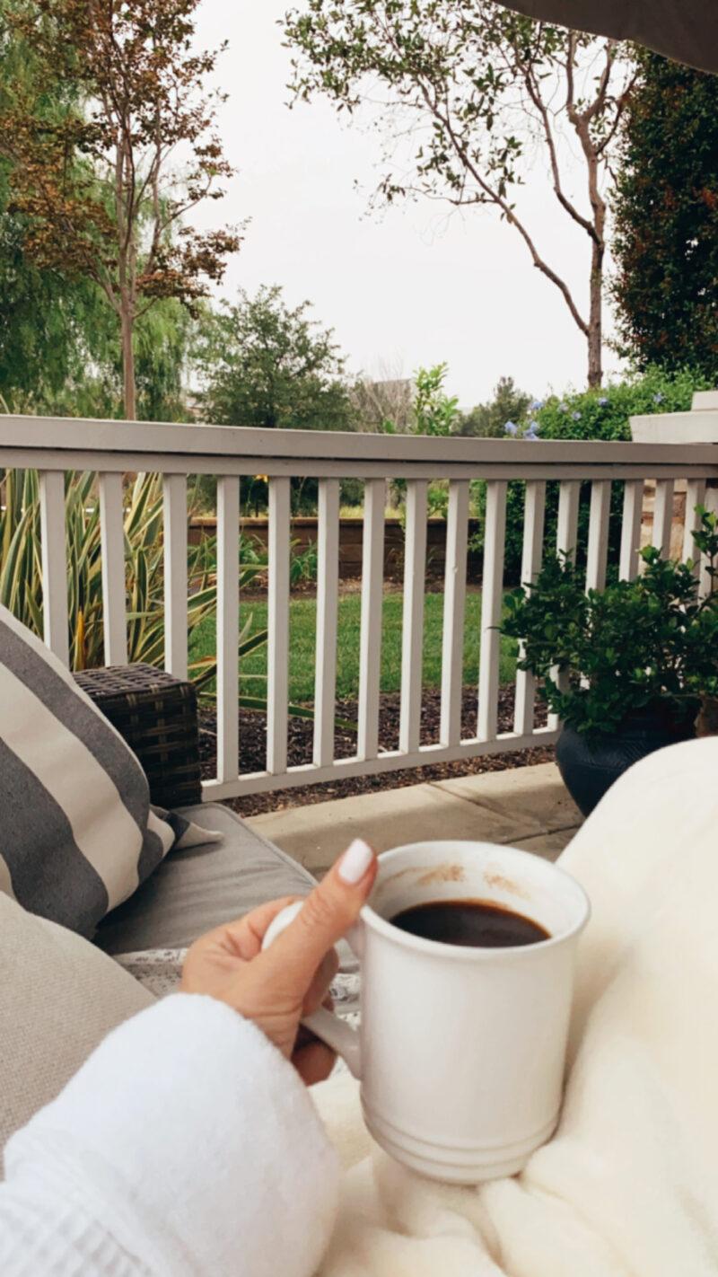 cozy mornings