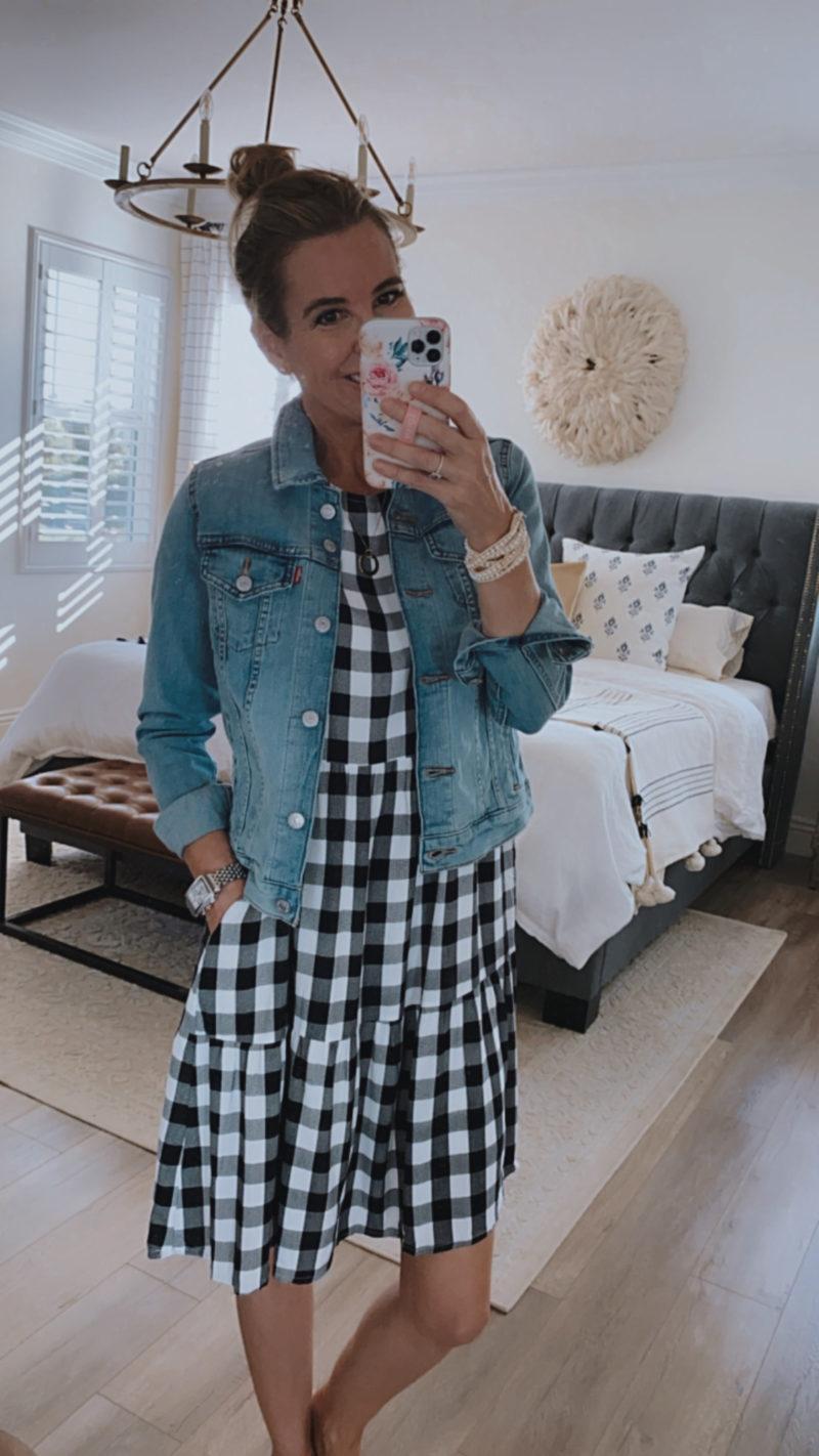 saturday shopping dress