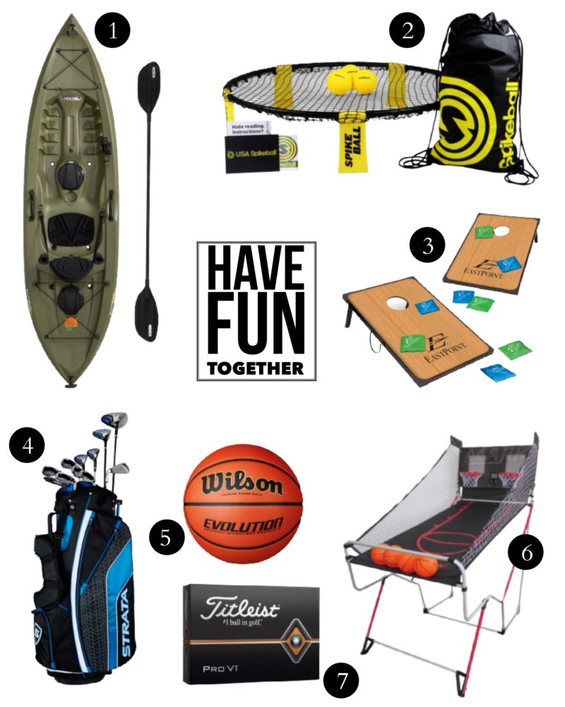 have fun together gift guide