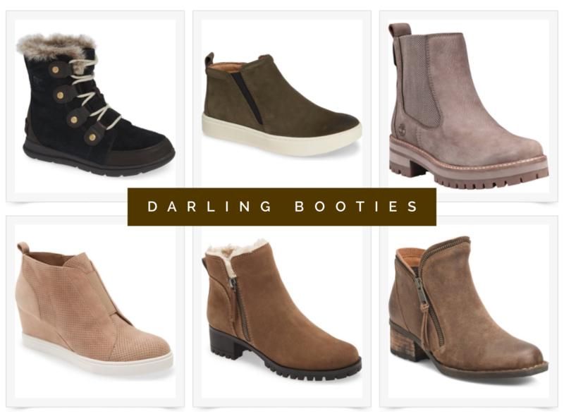 darling booties