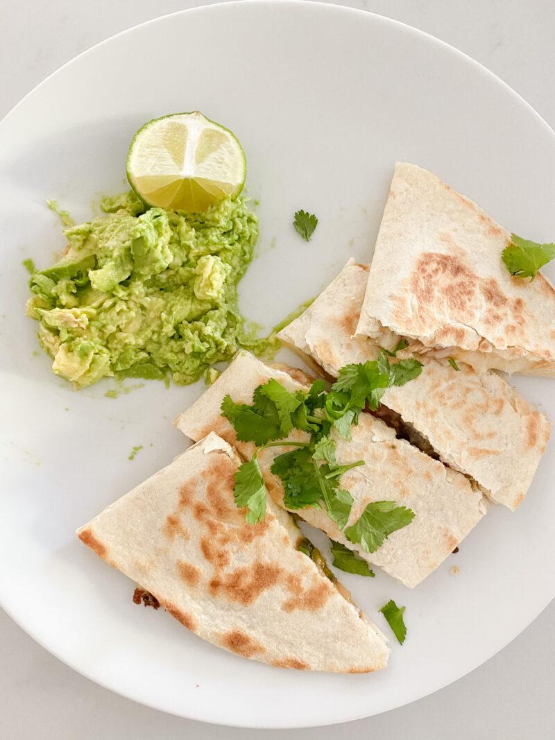 monday wrap up lunch idea