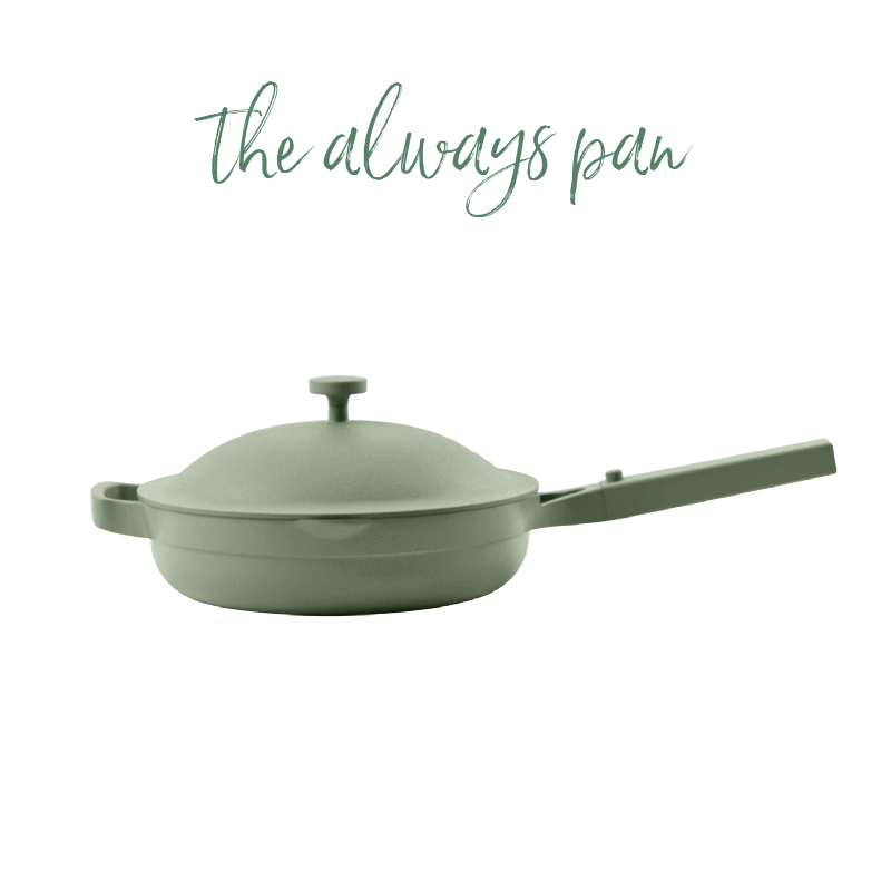 always pan kitchen lover's gift guide