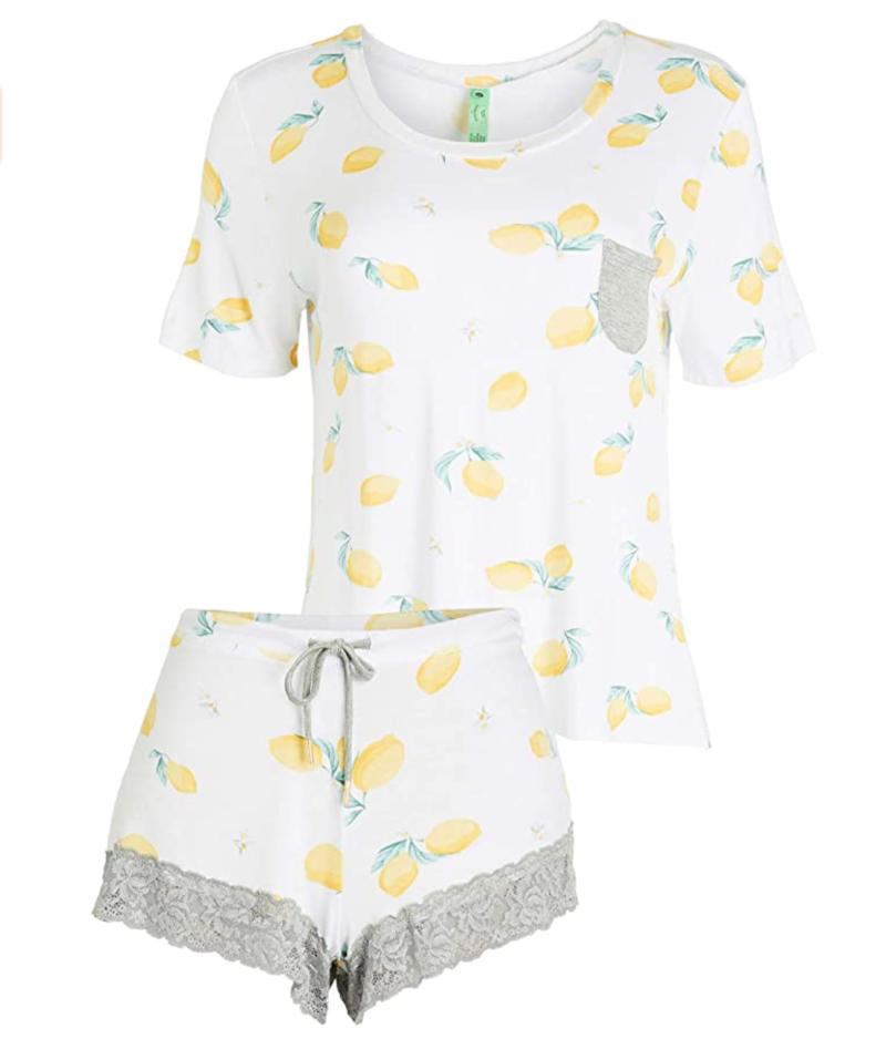 lemon jammies