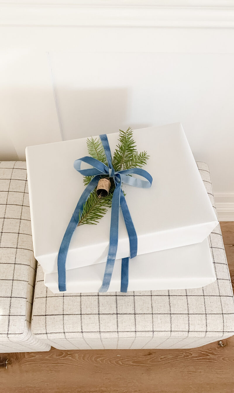 wrapped packages