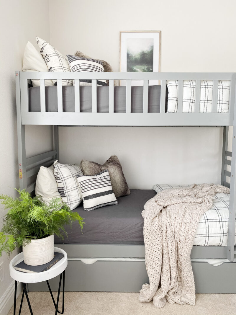 bunk beds teen room