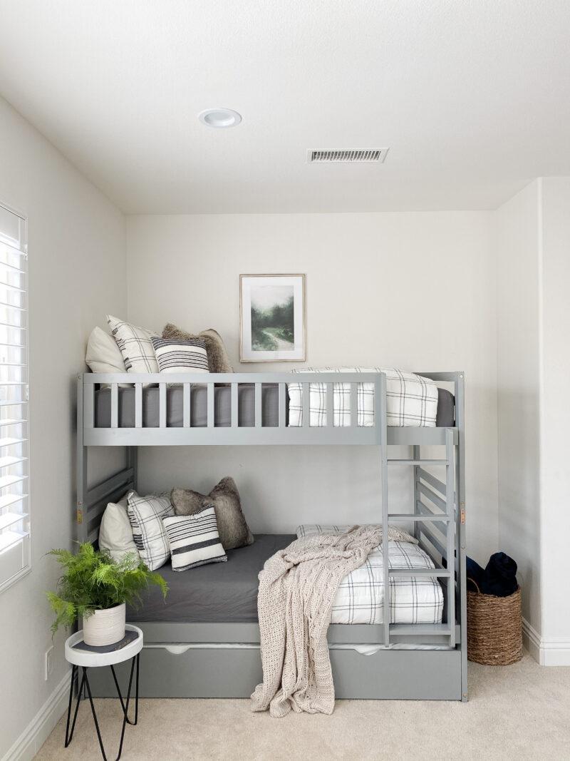 bunk beds teen room