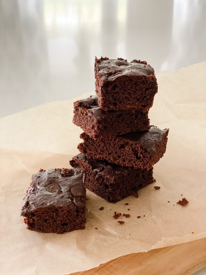 date brownies cookbook review