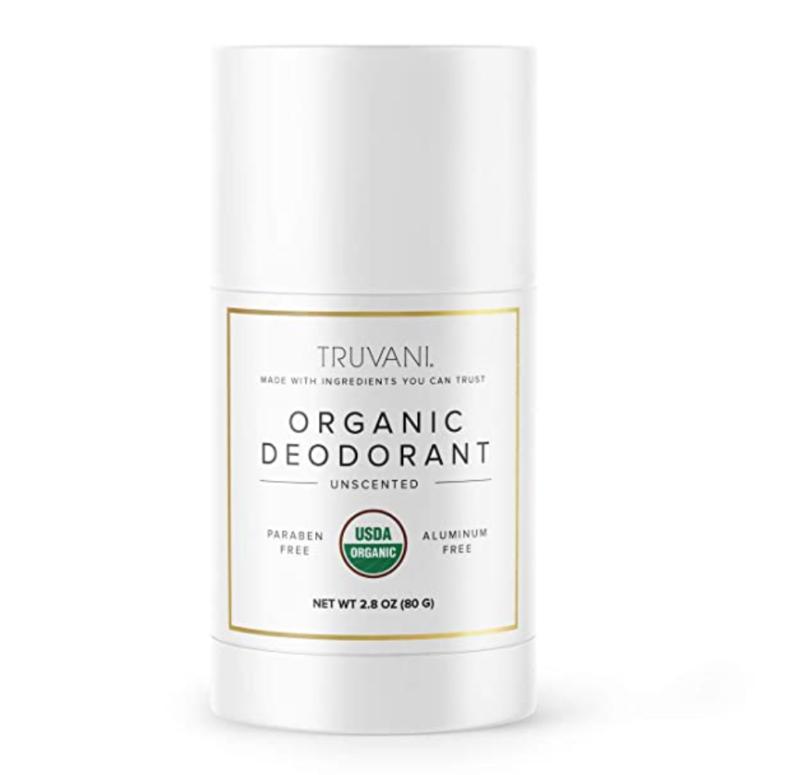 clean deodorant