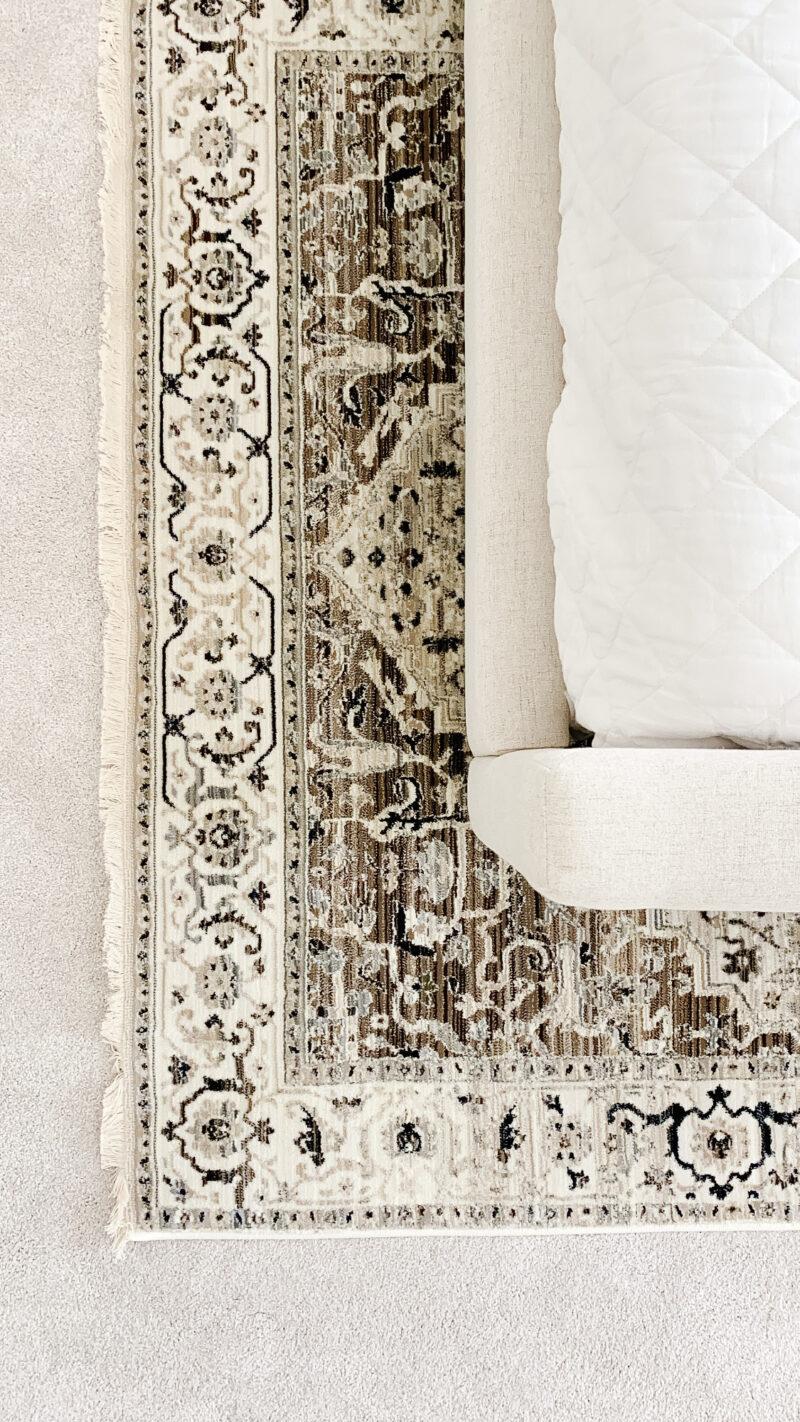 guest room rug